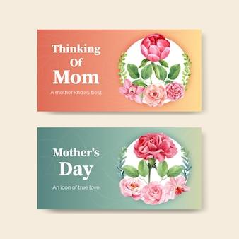 Gelukkige moederdag wenskaarten