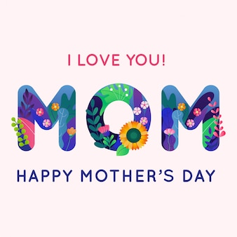 Gelukkige moederdag