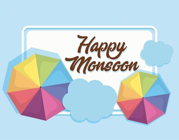 Gelukkige moesson