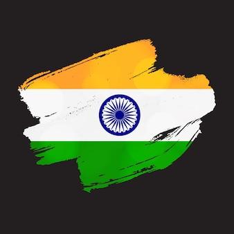 Gelukkige onafhankelijkheidsdag india
