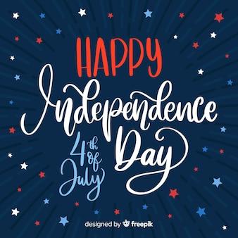 Gelukkige onafhankelijkheidsdag.