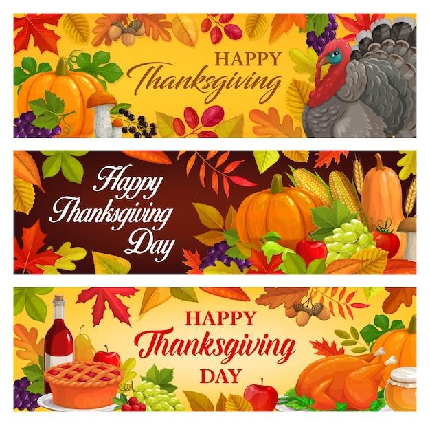 Gelukkige thanksgiving-dag