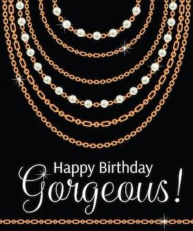 Gelukkige verjaardag schoonheid.