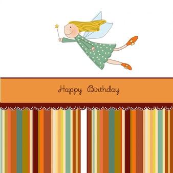 Gelukkige verjaardag wenskaart