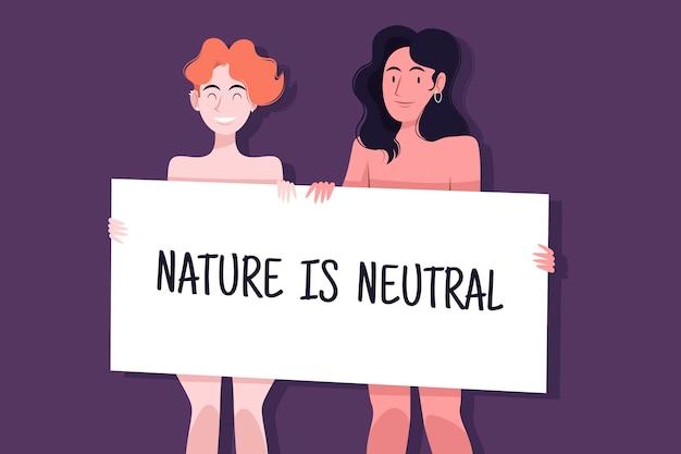 Genderneutrale beweging