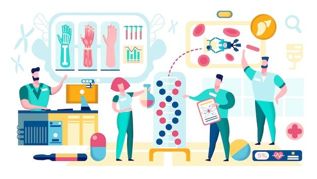 Gene bewerken tool concept
