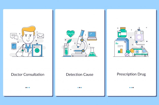 Geneeskunde en gezondheidszorg bij het aan boord gaan