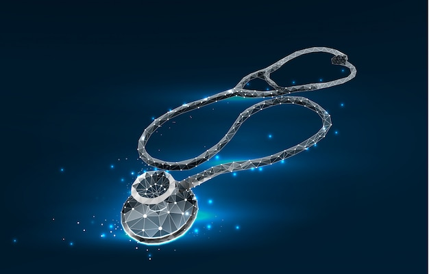 Geneeskunde stethoscoop gezondheidszorg werelddag