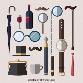 Gentleman accessoires