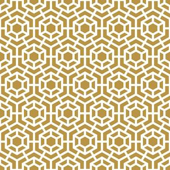 Geometrie achtergrond semales patroon vector