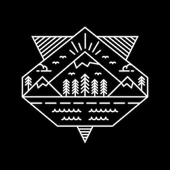 Geometrie bergen