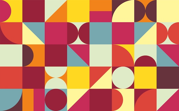 Geometrie minimalistische achtergrond