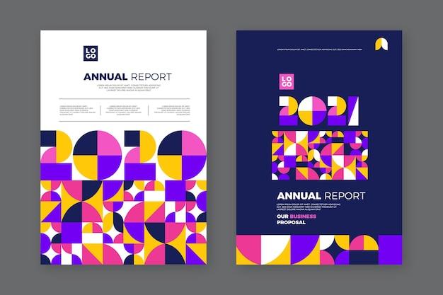 Geometrisch jaarverslag