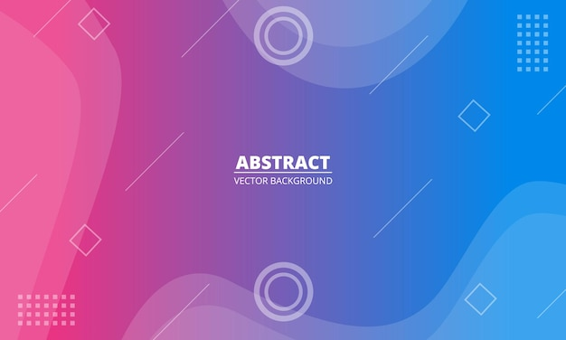 Geometrisch kleurrijk abstract ontwerp als achtergrond