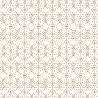 Geometrisch lineair patroon. vector.