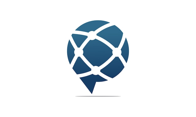 Geometrisch logo