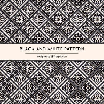 Geometrisch patroon sier