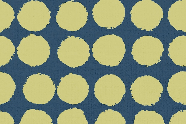 Geometrisch patroon, textiel vintage achtergrond vector