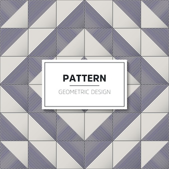 Geometrisch tegelpatroon