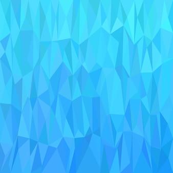 Geometrische abstracte driehoek tegel patroon achtergrond - veelhoek vector grafisch uit driehoeken