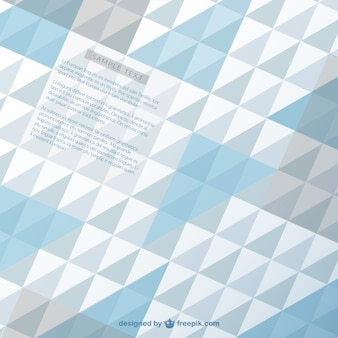 Geometrische abstracte moderne achtergrond