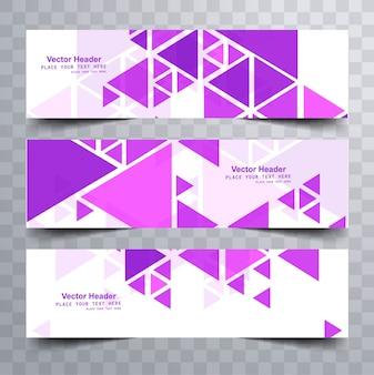 Geometrische baners