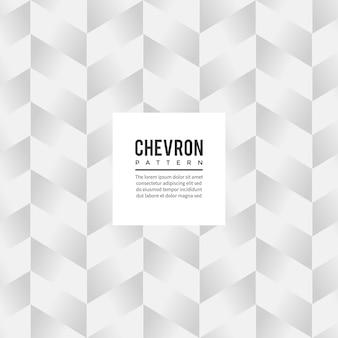 Geometrische chevron patroon