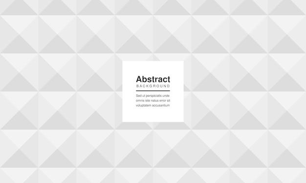 Geometrische driehoeken tegels patroon achtergrond