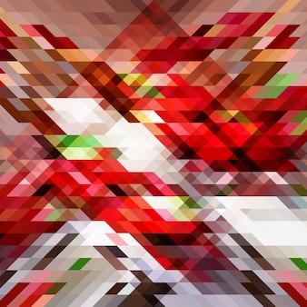 Geometrische driehoeks abstracte achtergrond