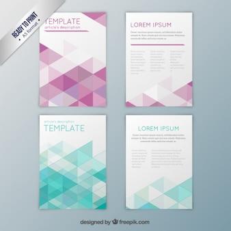 Geometrische flyers