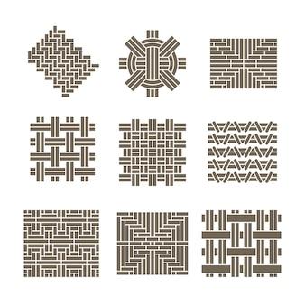 Geometrische ornamenten