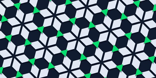 Geometrische patroon achtergrond