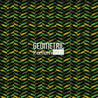 Geometrische patroonillustratie
