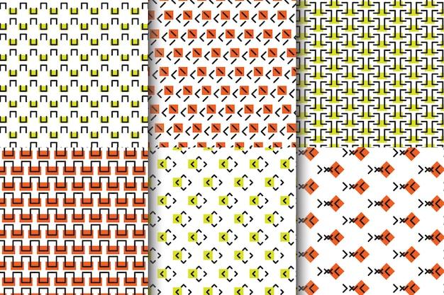 Geometrische patroonverzameling