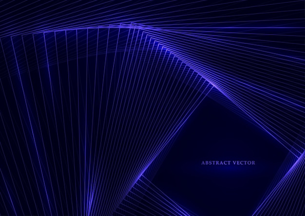 Geometrische technische achtergrond.