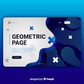 Geometrische verloopvormen bestemmingspagina