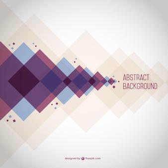 Geometrische vrij abstracte achtergrond