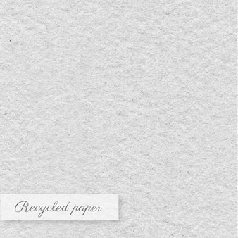 Gerecycled papier