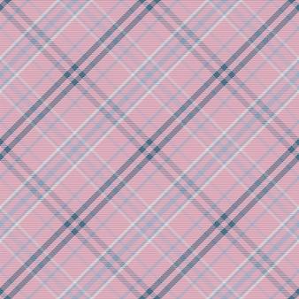 Geruit patroon naadloos. controleer de structuur van de stof. streep vierkante achtergrond. textiel ontwerp