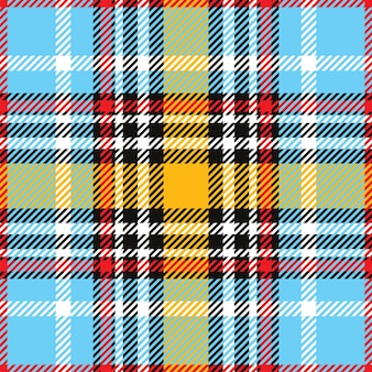 Geruit patroon naadloos. controleer de structuur van de stof. streep vierkante achtergrond. vector textiel tartan ontwerp.