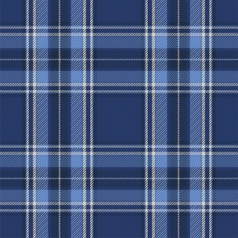 Geruit patroon naadloos. controleer de structuur van de stof. streep vierkante achtergrond. vector textielontwerp tartan.