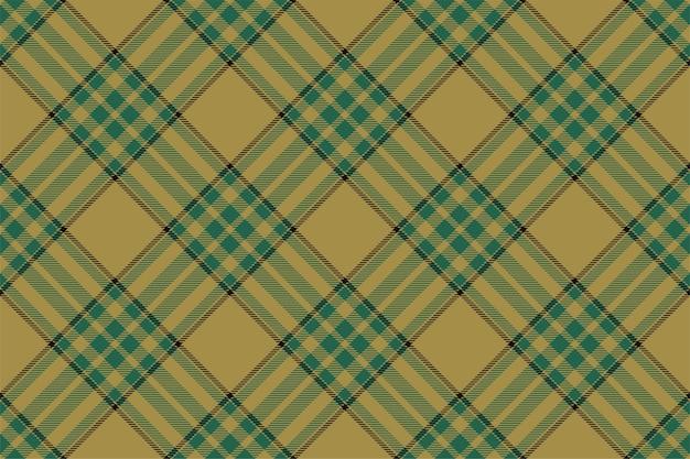 Geruite patroon naadloos. geruite stof textuur. streep vierkante achtergrond. vector textielontwerp tartan.