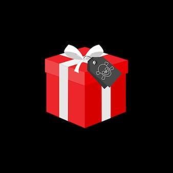 Geschenk en virus binnen deception concept