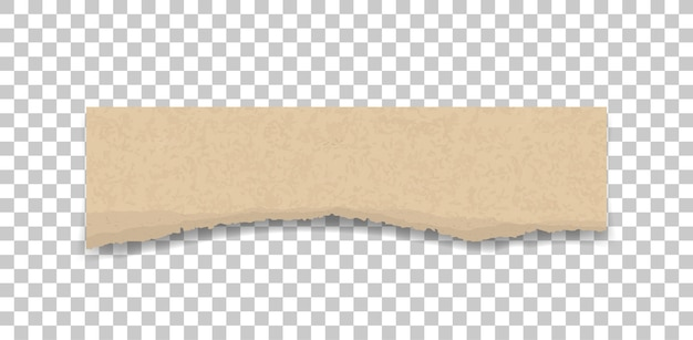 Gescheurd papier textuur.