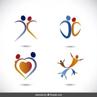 Geslacht logo collectie