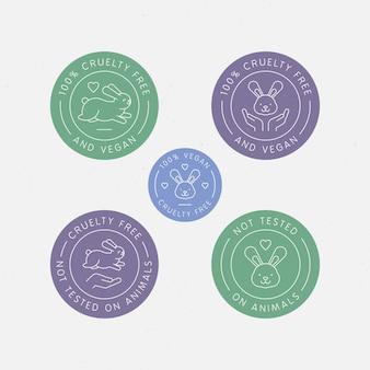 Getekend wreedheidvrij badgepakket