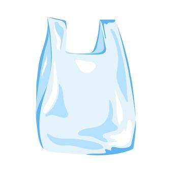 Gevaarlijk plastic ecologisch probleem