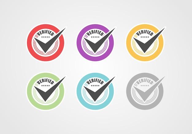 Geverifieerde badge
