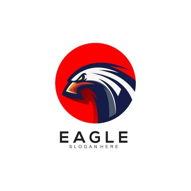 Geweldig eagle-logo