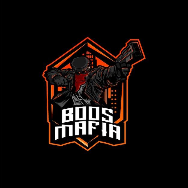 Geweldig esport-logo voor je teamstreaming